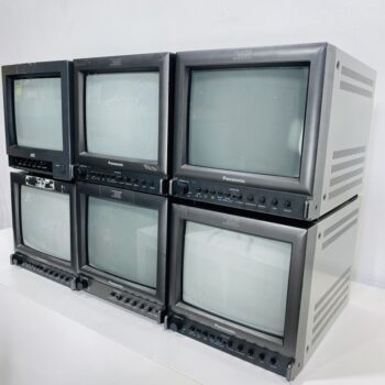 commercial CRT TV props