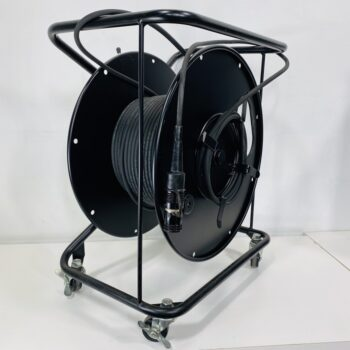 tv camera cable prop rental - dolly