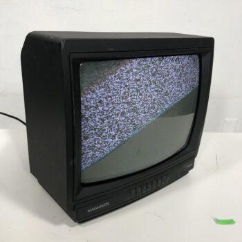 13 inch magnavox tv prop rental 1990s