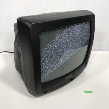 13 inch vintage tv prop - orion