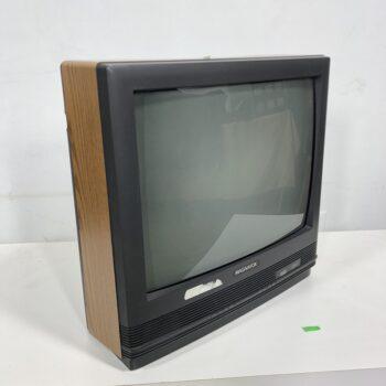 19 INCH MAGNAVOX CRT TV PROP RENTAL 80S