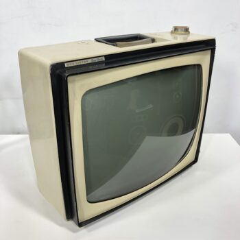 1950s-60s tv prop rental black and white RCA