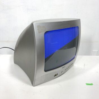 2000s tv prop rental silver rca