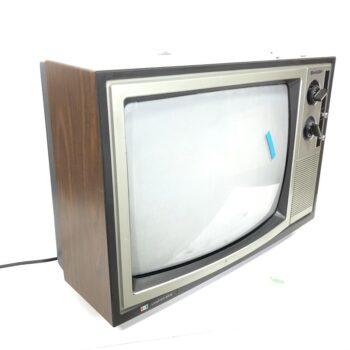 70S CRT TV PROP RENTAL KNOBS SHARP