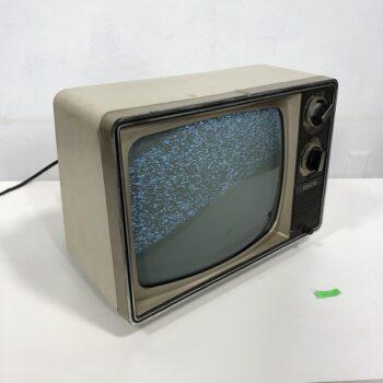 70S VINTAGE TV PROP RENTAL ZENITH
