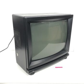 not working 19 inch crt monitor style tv 90s