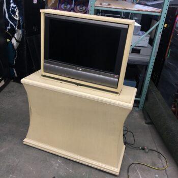television prop rentals new york 90s pop up tv