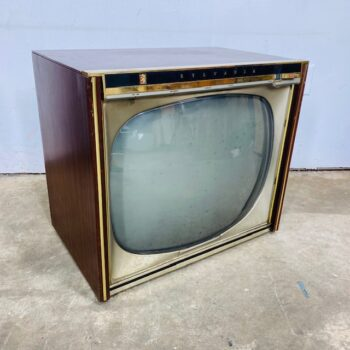 1950s TV Console