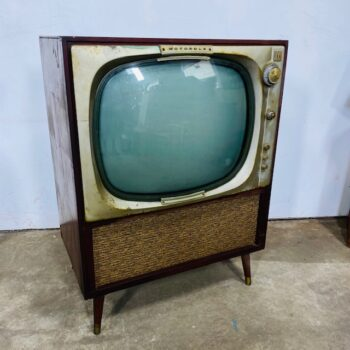 1950s tv console prop rental nyc