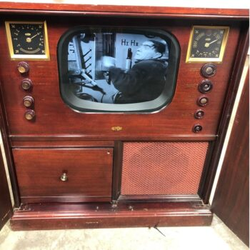 1950s tv with lcd ready #2 pic 2