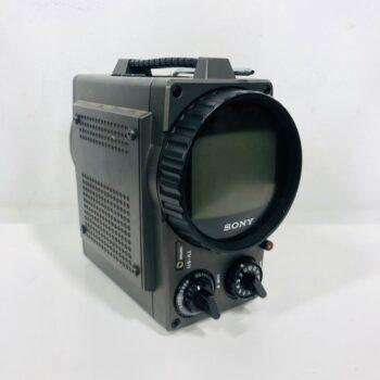 70S SONY TV PROP RENTAL ROUND