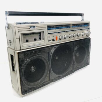 80S BOOMBOX PROP LARGE