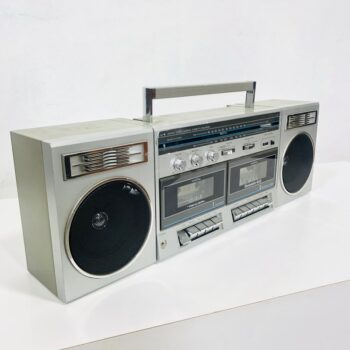 OLD SCHOOL BOOMBOX PROP NY REALISTIC