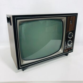 VINTAGE 70S TELEVISION PROPS NEW YORK