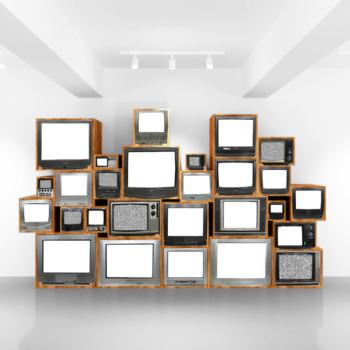 custom TV Wall concept