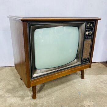 early color tv prop rental 1969