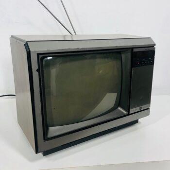 vintage 80s tv prop