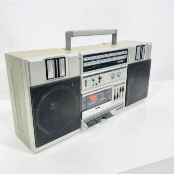 vintage SANYO boombox prop rentals NYC