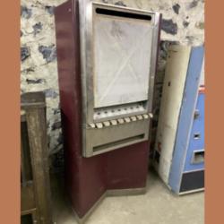 1960s modern cigarette machine prop rental - missing mirror