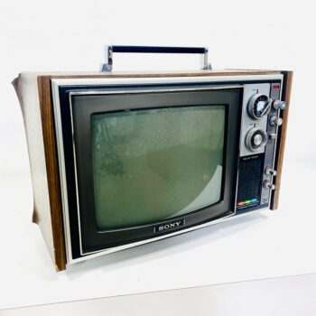 80s sony trintitron tv prop rental new york