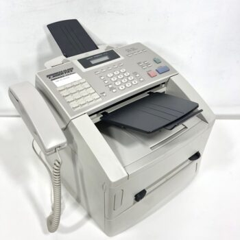 90S FAX MACHINE PROP RENTAL