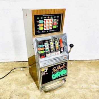 vintage slot machine prop rental nyc