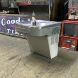 waterfountain wall mount 90s waterfountain prop rental ny